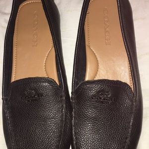 b506d8613ee Coach Shoes - NWOT Coach Driver loafers- Mary Lock Up